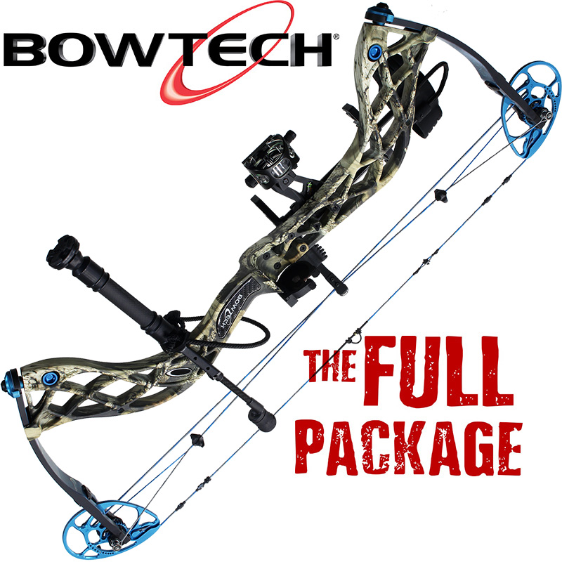 BOWTECH EVA SHOCKEY SIGNATURE SERIES BOW 2018
