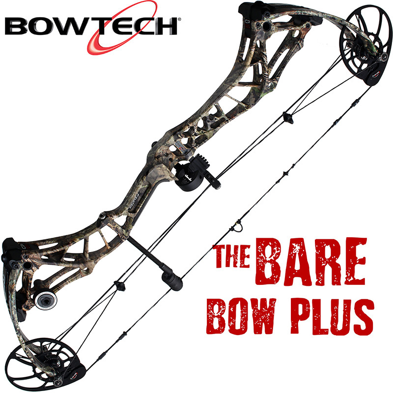 bowtech realm-x 2018 bare bow plus package