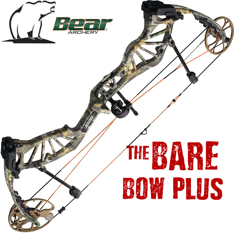 bear approach bare bow plus package