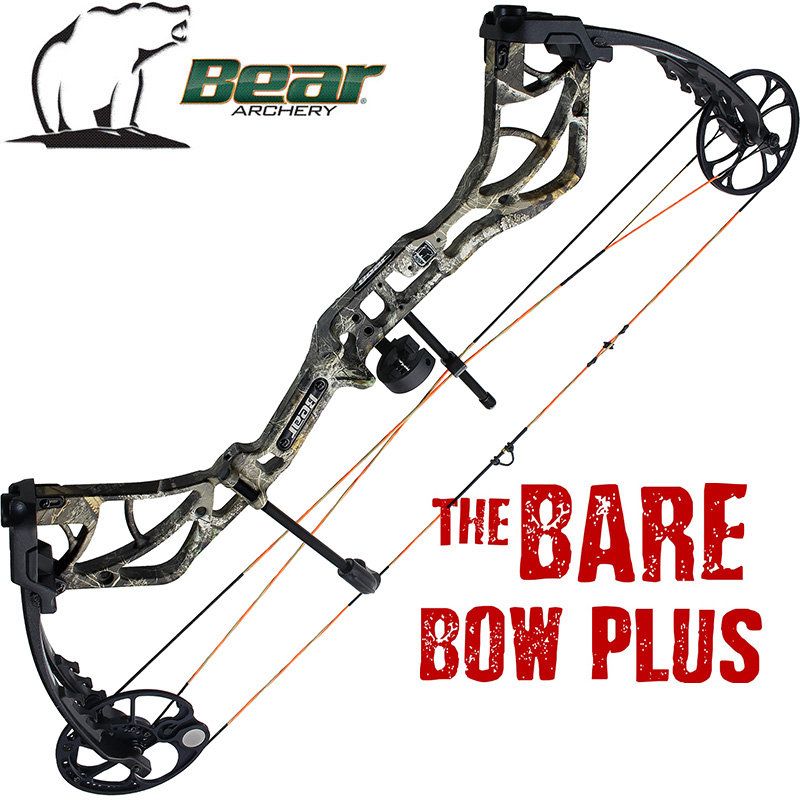 bear species bare bow plus package