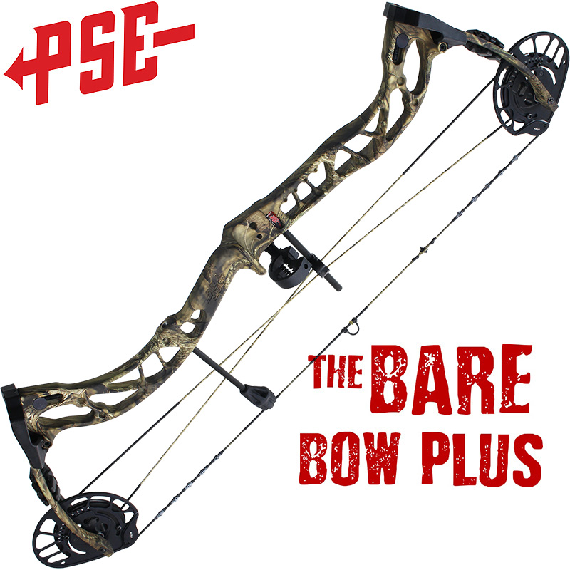 pse ferocity bare bow plus package