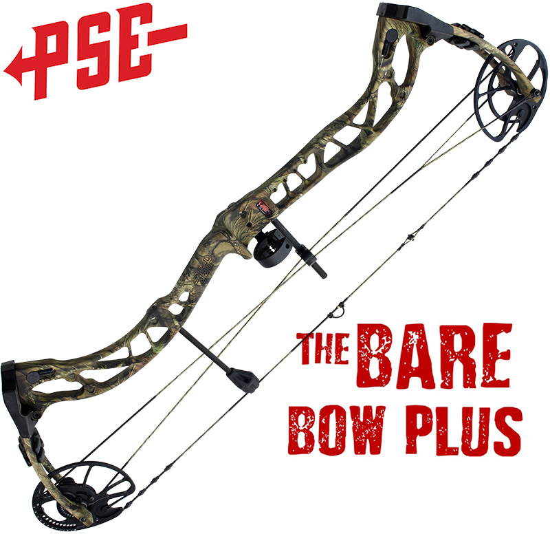 pse ramped bare bow plus package
