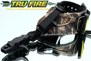 Trufire Hurricane Extreme Buckle Web Archery Release