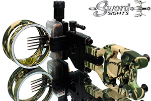 Sword Twilight Hunter 5-Pin Camo Sight