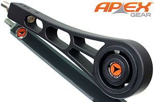 Apex Covert Stabilizer, Black