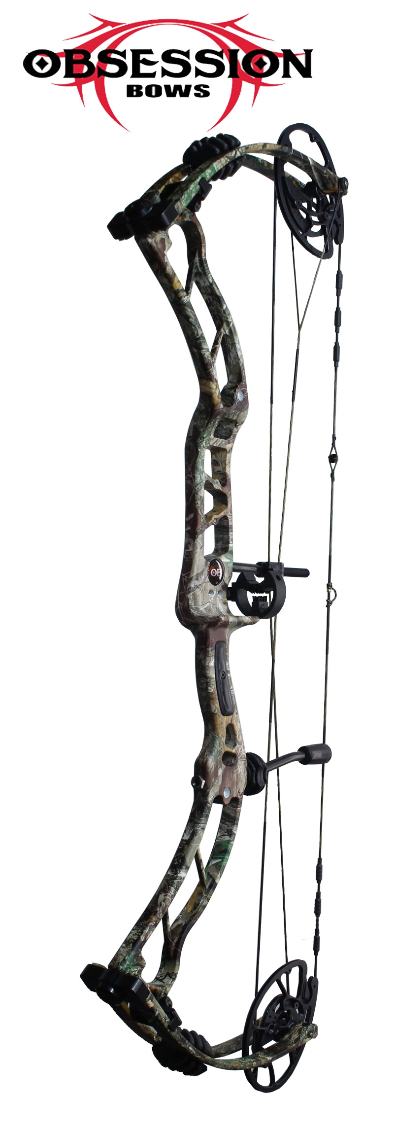2018 obsession turmoil RZ bow plus package
