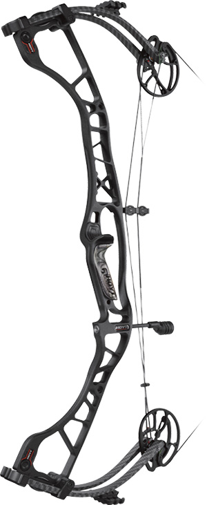 compound bow parallel limbs style highlight