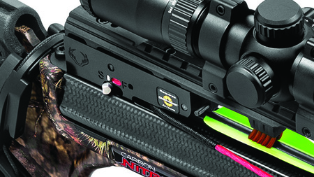 TenPoint crossbows safety