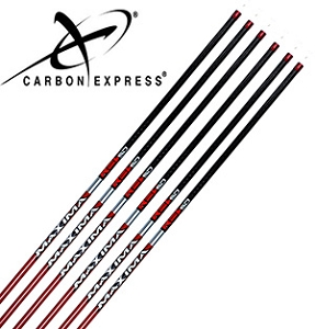 Carbon Express Maxima Red SD,  Raw Shafts