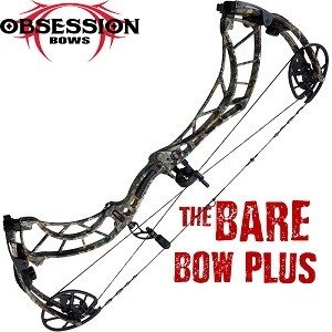 354 FPS! Obsession Fixation 6M, Build Your Own Bowhunting Package with Pro-Shop Prep