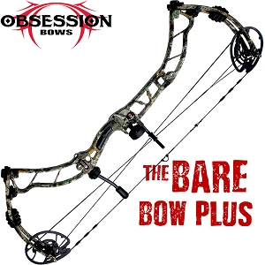 350 FPS! Obsession Turmoil RZ, Build Your Own Bowhunting Package, You Pick the Components