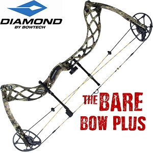 330 FPS! Diamond Deploy SB, Build Your Own Bowhunting Package, Ultra-Lite Carbon Bow