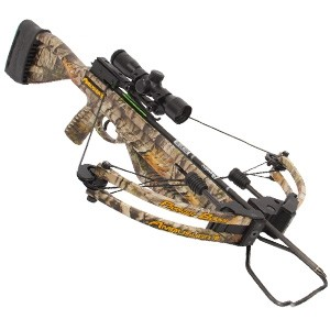 Parker Ambusher Crossbow Package, 315 fps @ 160# SPECIAL PROMO OFFER