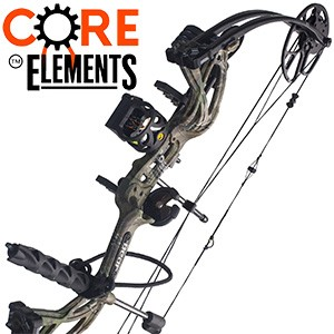REDUCED! 2017 Bear Cruzer G2, Core Elements Compound Bow Package