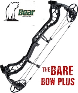 NEW! 2019 Bear Divergent, IRON FINISH, Build Your Own Bowhunting Package with help from the Pro-Shop