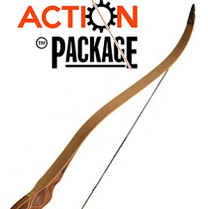 PSE Blackhawk Recurve RTH Bow Package