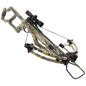 Parker Enforcer Crossbow Package, 315 fps @ 160# SPECIAL PROMO OFFER
