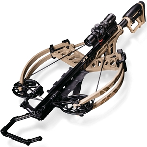Bear Fisix FFL Crossbow Package, 375 fps @ just 135#, Reverse Limb, SPECIAL PROMO OFFER