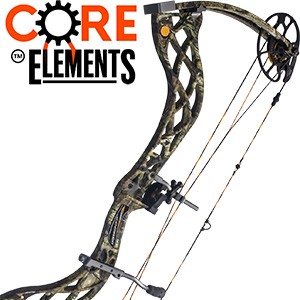 2017 Martin Carbon Featherweight , Core Elements Compound Bow Package