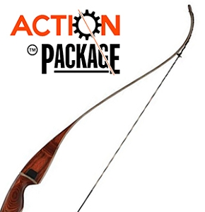 Bear Grizzly Recurve RTH Bow Package