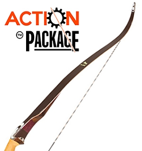 Bear Kodiak Recurve RTH Bow Package