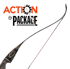 Bear Super Grizzly Recurve RTH Bow Package