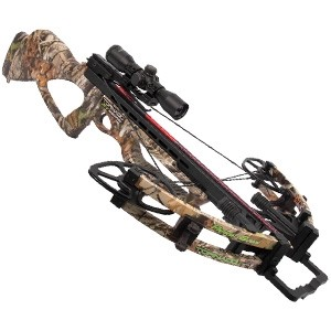 Parker Tornado Xtreme Crossbow Package, 365 fps @ 160# SPECIAL PROMO OFFER
