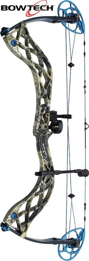 332 FPS! Bowtech Eva Shockey, Build Your Own Bowhunting Package, Pro-Shop Service Prepped