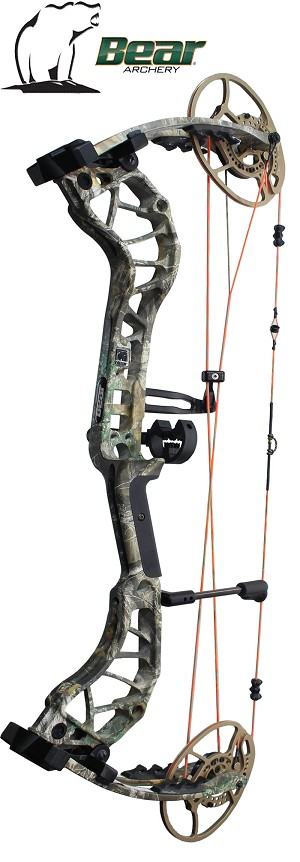 NEW! 2019 Bear Divergent, Realtree Edge Camo, Build Your Own Bowhunting Package with help from the Pro-Shop