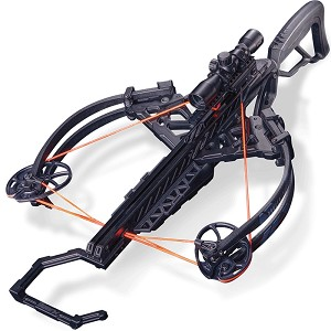 Bear Bruzer FFL Crossbow Package, 335 fps @ just 125#, Reverse Limb, SPECIAL PROMO OFFER