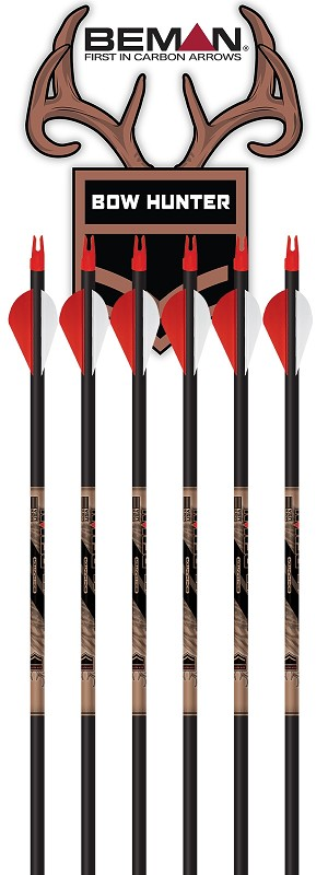Beman ICS Bowhunter,  Finished Arrows