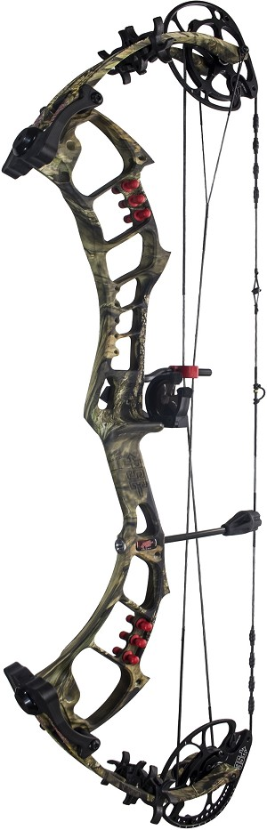 REDUCED! 2017 PSE Bow Madness Epix, Core Elements Compound Bow Package