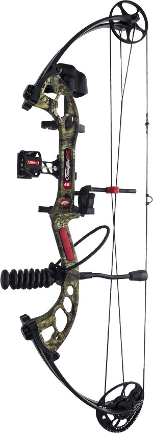 2017 PSE Stinger X,  Fully Loaded Pro-Shop Package