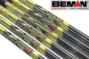 Beman ICS Precision Arrows