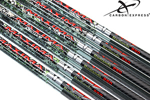 Carbon Express Maxima Badlands Arrows