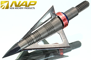 NAP Redneck Fixed-Blade broadheads