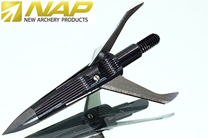 NAP Spitfire mechanical broadheads