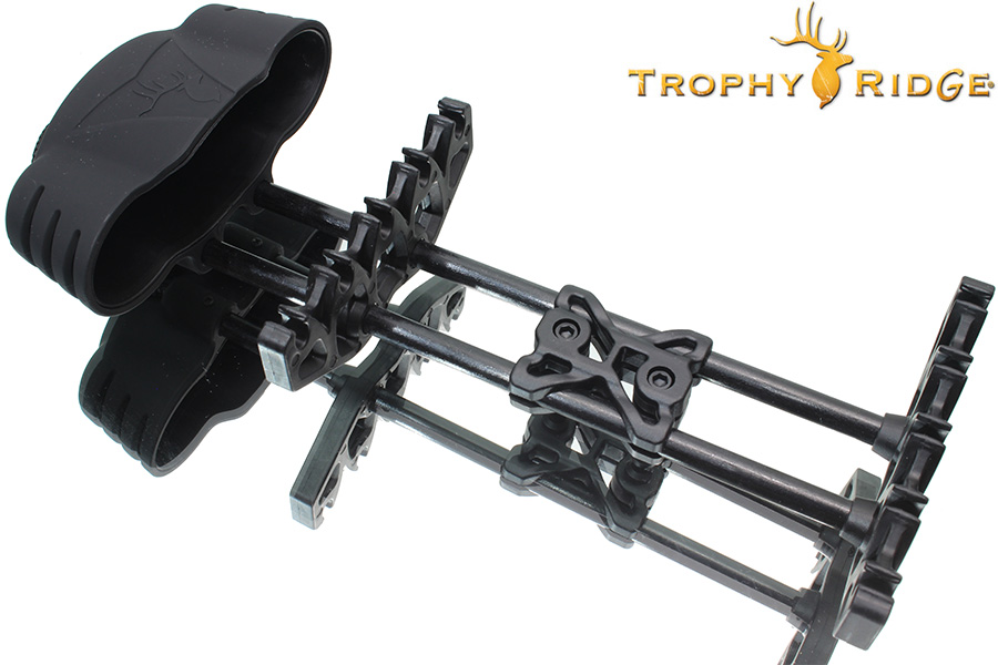 Trophy Ridge 5-Spot Compound Bow Quiver, Black Finish, photo 1