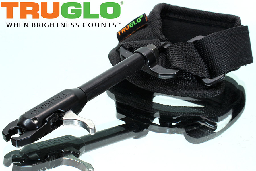 truglo speedshot xs junior mechanical wrist release for hunting photo 1