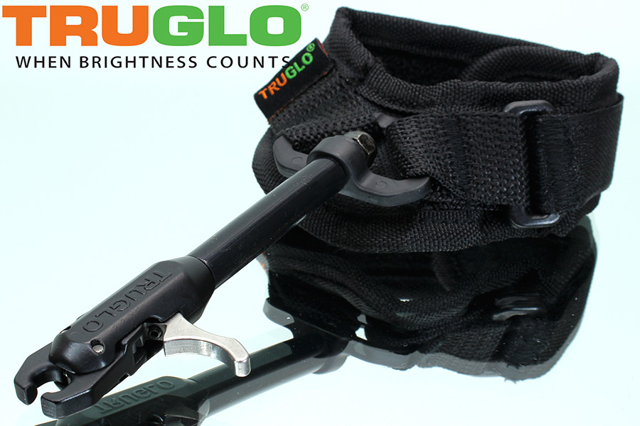 truglo speedshot xs mechanical wrist release for hunting photo 1