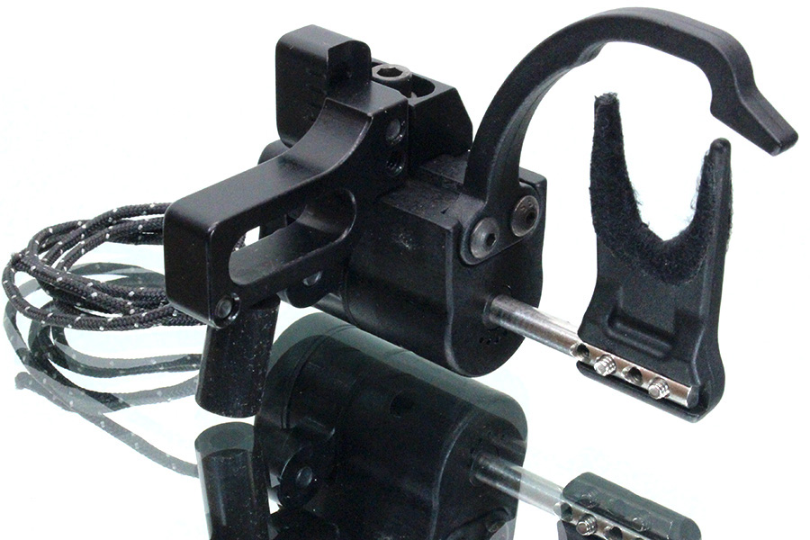 axion pulse drop-away arrow rest for hunting photo 2