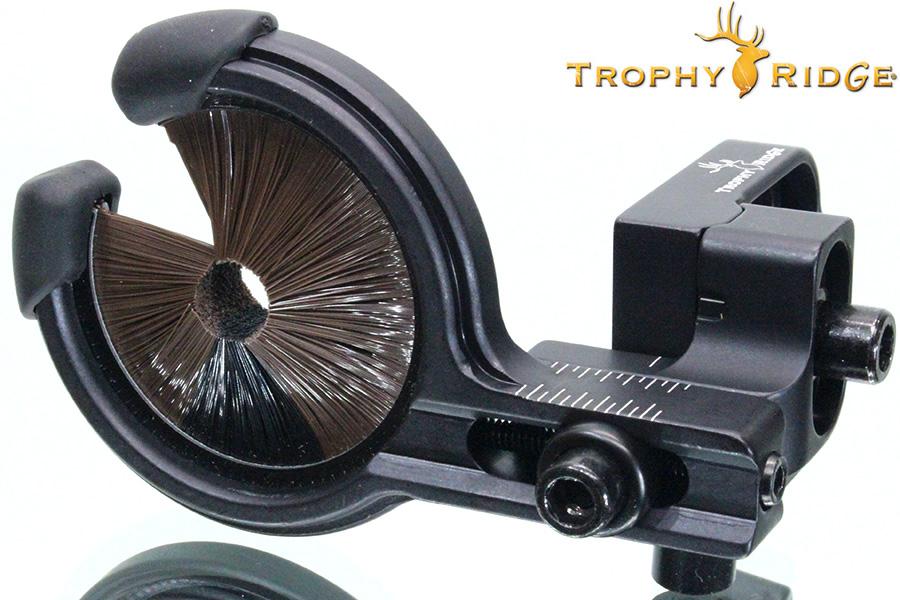 New Trophy Ridge Whisker Biscuit Original Quick Shot Rest  RH//LH Medium Black
