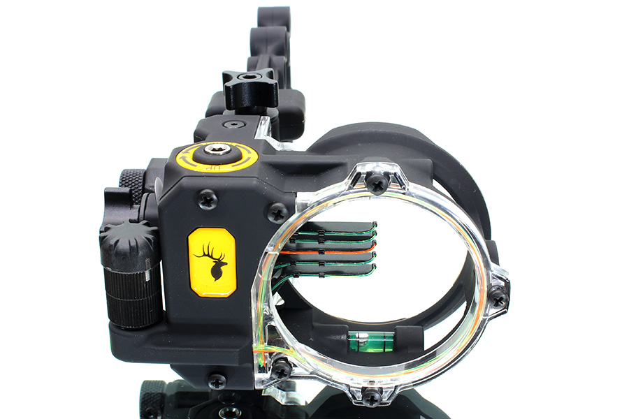 trophy ridge react H5 compound bow sight photo 4