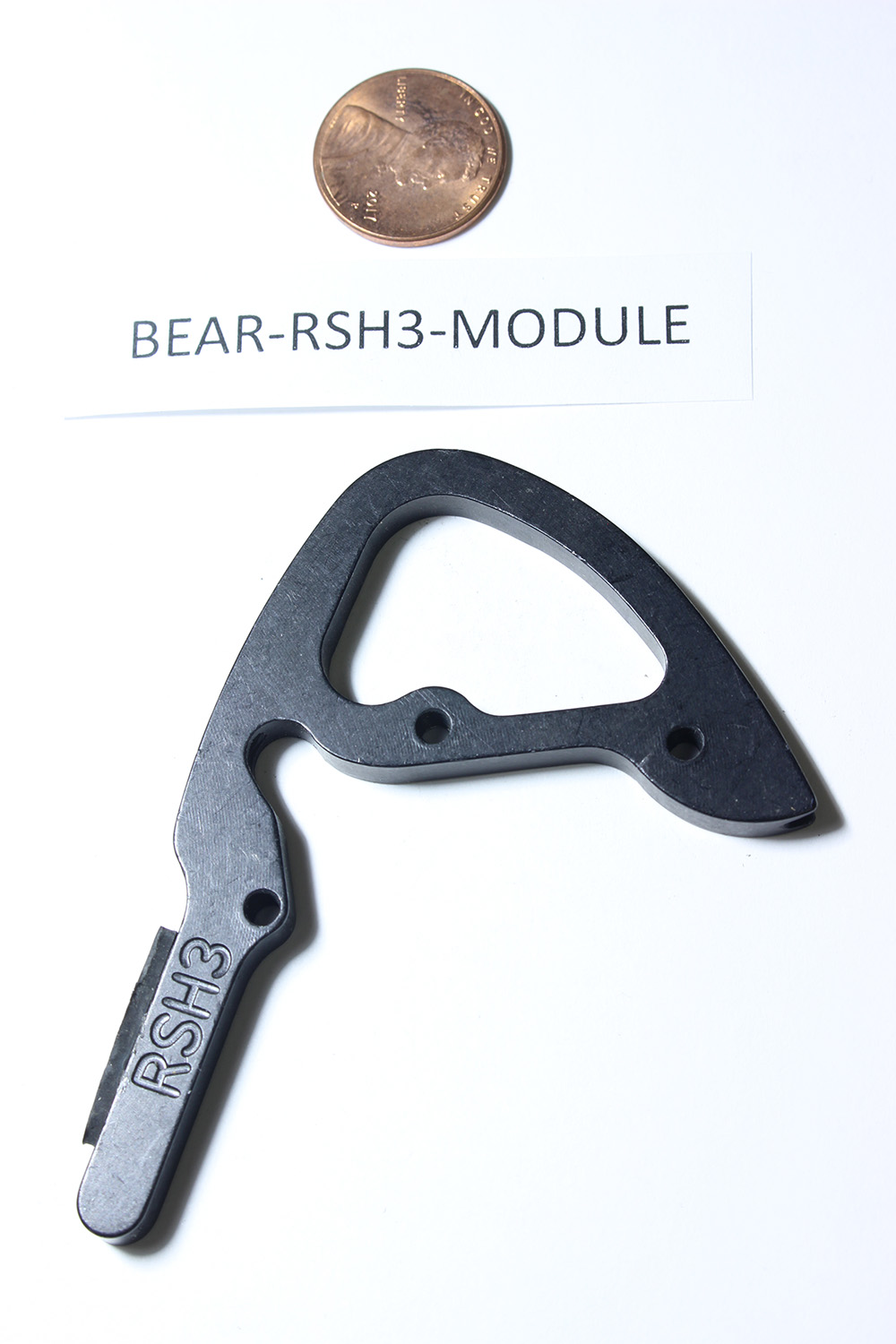 older Bear archery compound bow draw length module photo