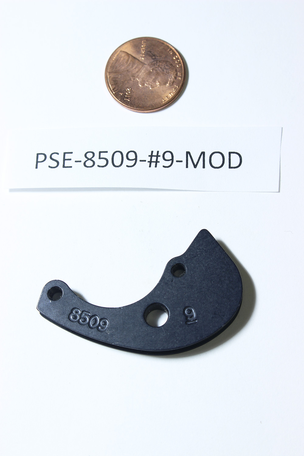 older PSE archery compound bow draw length module photo