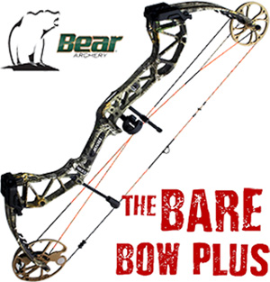NEW! 330 FPS! 2020 Bear Paradox, Build Your Own Bowhunting Package with help from the Pro-Shop