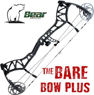 NEW! 2020 Bear Status EKO, in IRON,  Build Your Own Bowhunting Package with help from the Pro-Shop (Call for Ordering Details)