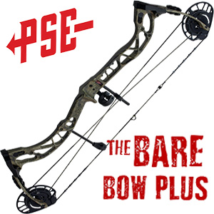 NEW! 328 FPS! 2020 PSE Brute NXT, Build Your Own Bowhunting Package with help from the Pro-Shop