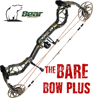 NEW! 338 FPS! 2020 Bear Divergent EKO, Build Your Own Bowhunting Package with help from the Pro-Shop