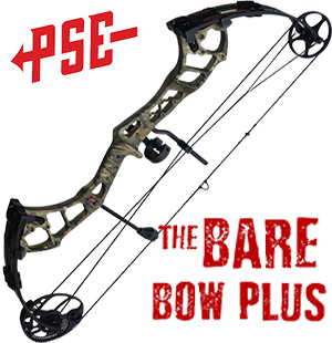 NEW! 304 FPS! 2020 PSE Stinger MAX, Build Your Own Bowhunting Package with help from the Pro-Shop